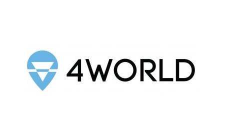 Znalezione obrazy dla zapytania 4worldlogo